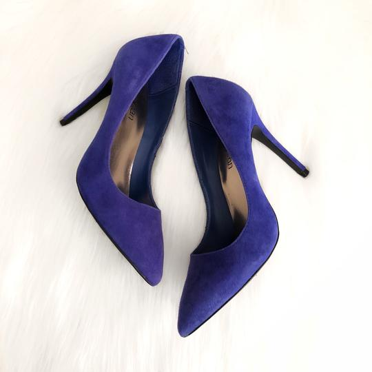 Cathy Jean blue Pumps Image 3