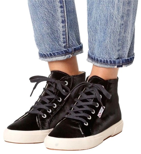 Superga black Athletic Image 1
