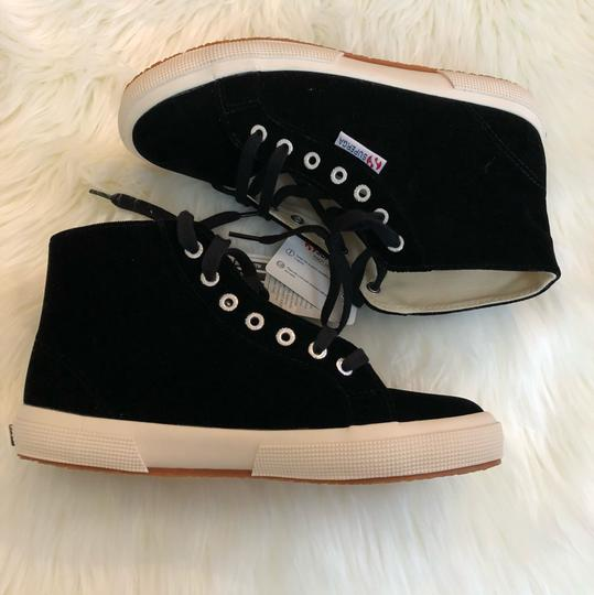Superga black Athletic Image 3