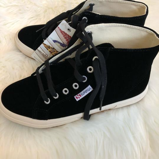 Superga black Athletic Image 5