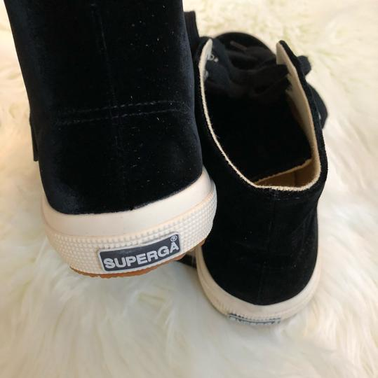 Superga black Athletic Image 6