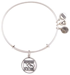 Alex and Ani ALEX AND ANI KENTUCKY DERBY HORSE SILVER CHARM BANGLE