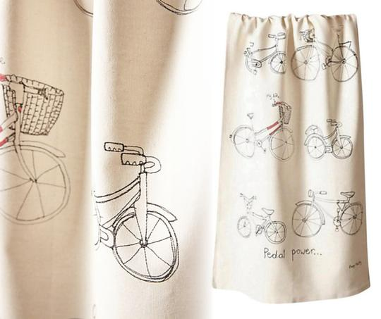 Anthropologie Ivory Three Pedal Power Dishtowels Other Image 2