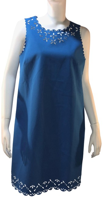 Preload https://img-static.tradesy.com/item/23470202/jcrew-cerulean-blue-laser-cut-floral-shift-short-night-out-dress-size-10-m-0-1-650-650.jpg