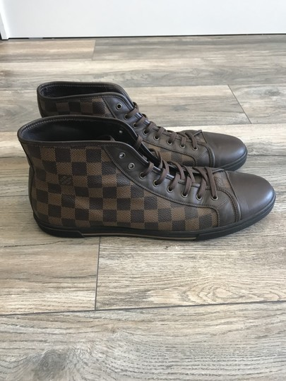 Louis Vuitton Black and brown Athletic Image 3