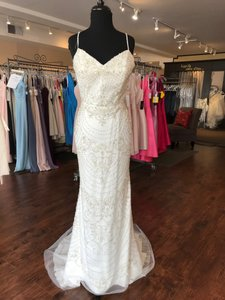 c922ff0fd09 Adrianna Papell Modest Wedding Dresses - Up to 90% off at Tradesy