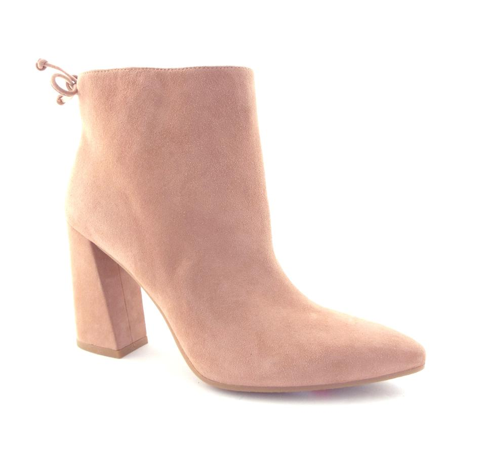 879c7018e3d Stuart Weitzman Naked Suede Leather Block-heel Ankle Boots/Booties Size US  8 Regular (M, B) 27% off retail