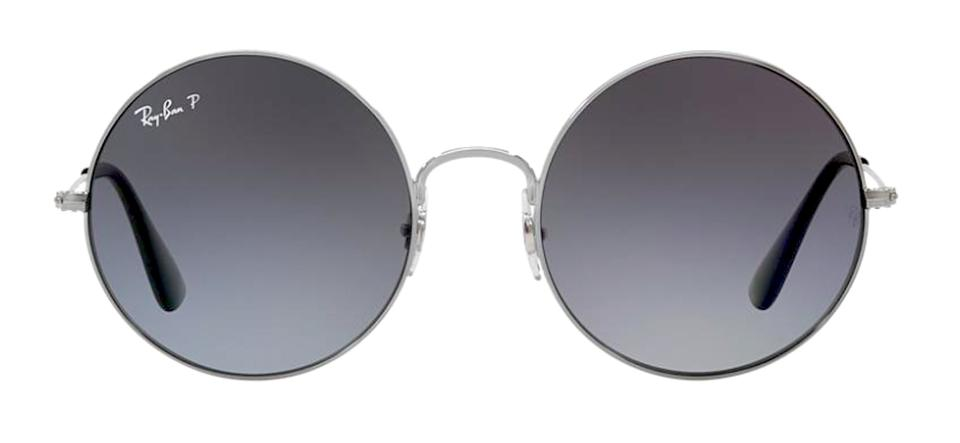 f3996341bd Ray-Ban Polarized Rounded John Lennon Style RB 3592 004 T3 FREE SHIPPING  Image ...