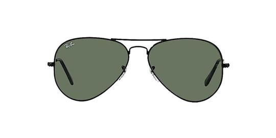 819dbc8561a26 ray ban black aviator rb 3025 l2823 free 3 day shipping classic sunglasses  33% off r.