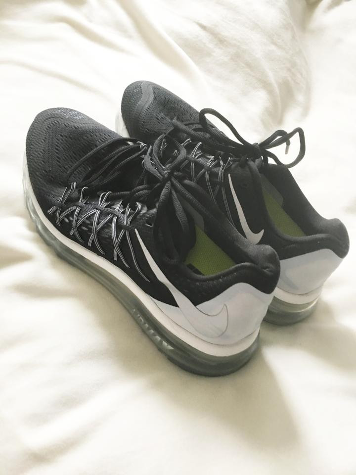 3d7a449164089 Nike Air Max Running Neutral Ride Soft Black Sneakers Sneakers Size ...