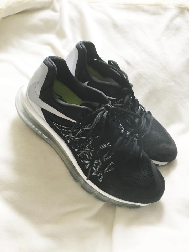b2301b149c97 Nike Air Max Running Neutral Ride Soft Black Sneakers Sneakers Size ...