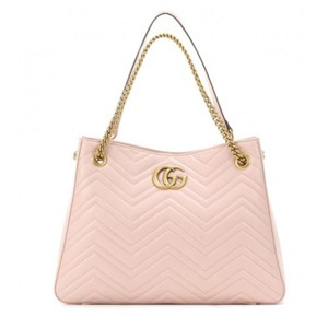 Gucci Tote in Perfect Pink