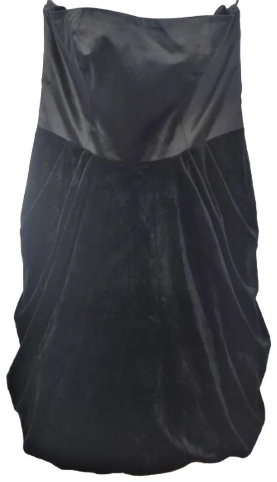 385b3dad623 Juicy Couture Black Jg003835 Short Cocktail Dress Size 2 (XS) - Tradesy