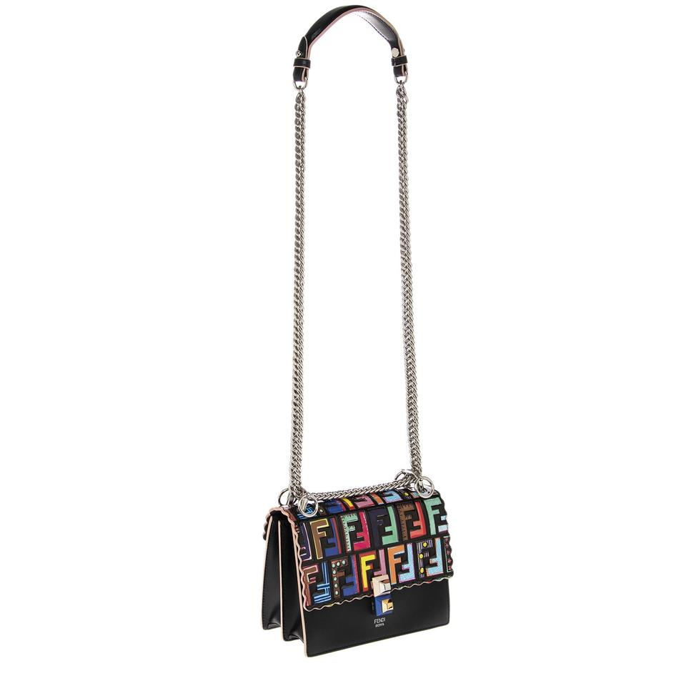 Fendi Women s Small Kan I Multicolored Handbag Shoulder Bag - Tradesy 813d39e7c0972
