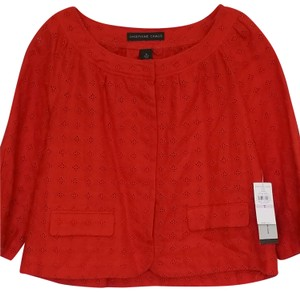 Josephine Chaus Top Orange