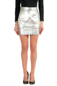 Dsquared2 Mini Skirt Silver