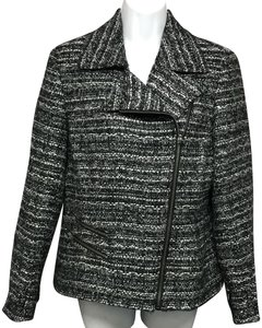 Dalia Tweed Jacket Black Blazer