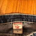 """True Religion Blue Distressed Faded Wash 31-teue """"billy Big Jeans-33"""" Inseam Boot Cut Jeans Size 10 (M, 31) True Religion Blue Distressed Faded Wash 31-teue """"billy Big Jeans-33"""" Inseam Boot Cut Jeans Size 10 (M, 31) Image 9"""