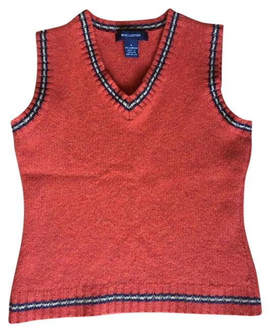 The Limited Vest Wool Sweater