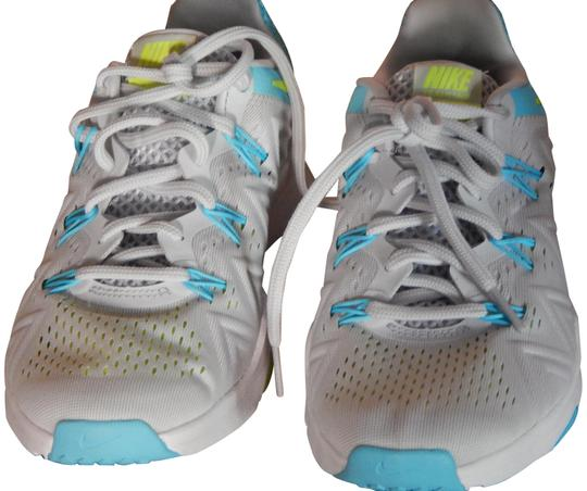 Preload https://item5.tradesy.com/images/nike-gray-blue-green-new-zoom-condition-tr-tennis-sneakers-size-us-7-regular-m-b-23476049-0-1.jpg?width=440&height=440