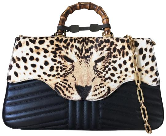 Preload https://img-static.tradesy.com/item/23476105/gucci-print-top-handle-leopardblack-matelasse-leather-calf-hair-satchel-0-1-540-540.jpg
