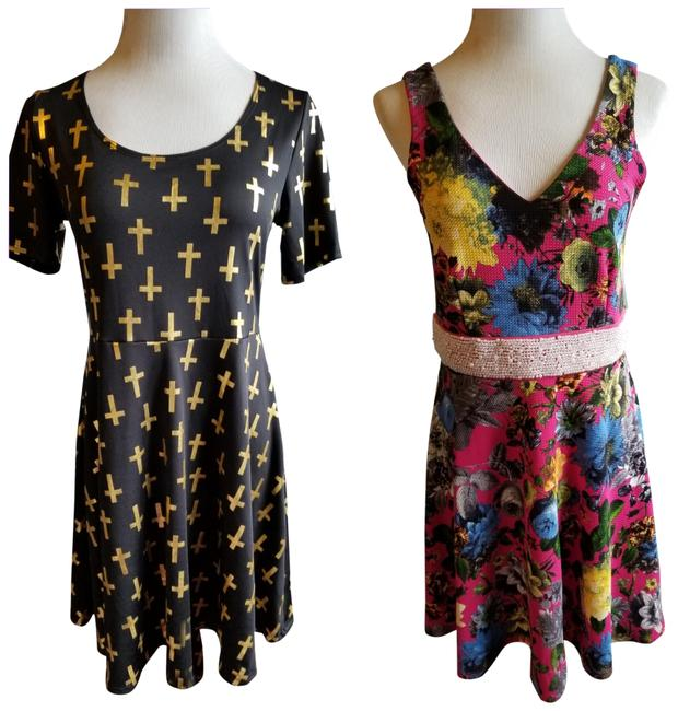 Preload https://item2.tradesy.com/images/fuschia-party-mid-length-night-out-dress-size-12-l-23476151-0-1.jpg?width=400&height=650