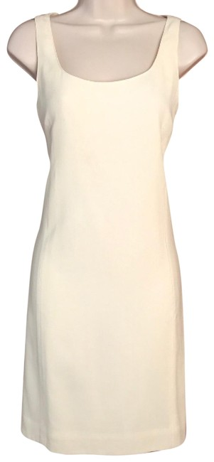 Preload https://item5.tradesy.com/images/emanuel-ungaro-cream-summer-wool-mini-sheath-short-cocktail-dress-size-2-xs-23476154-0-1.jpg?width=400&height=650