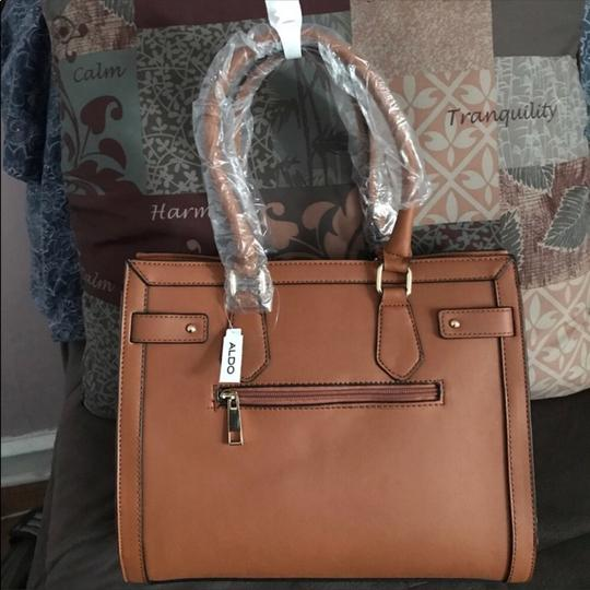 ALDO Satchel in Brown or Bronze