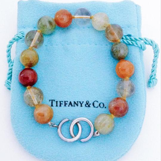 Tiffany & Co. Paloma Picasso Bead Bracelet with Coloured Gemstones