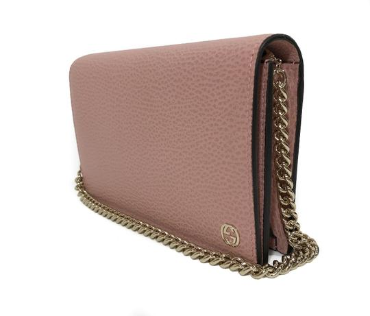 Gucci Leather 466506 Cross Body Bag