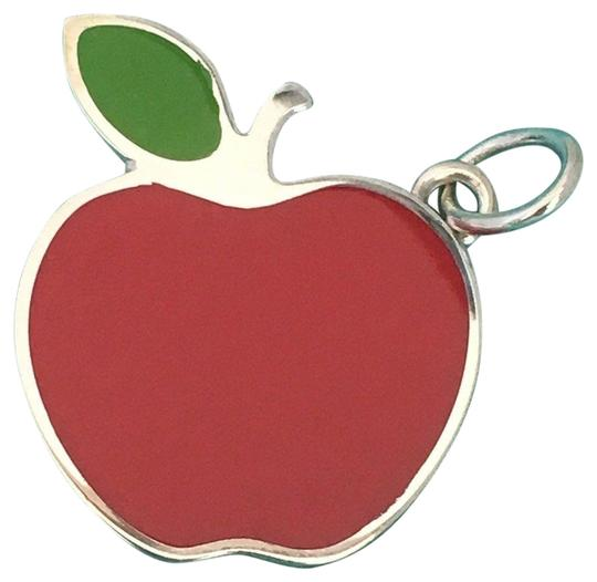 Preload https://item3.tradesy.com/images/tiffany-and-co-red-green-silver-co-sterling-enamel-apple-pendant-charm-23476382-0-1.jpg?width=440&height=440
