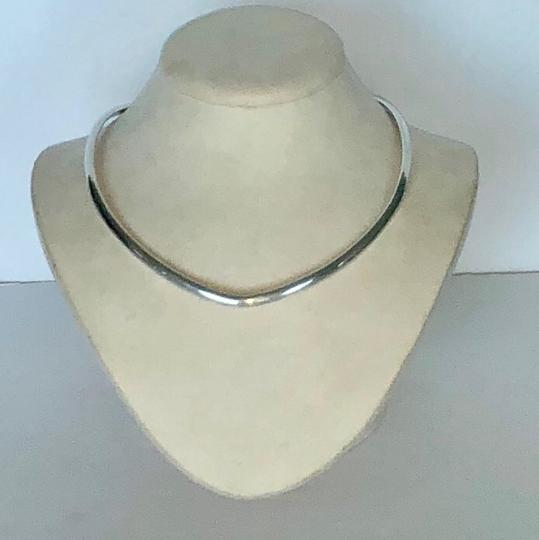unbranded Sterling Silver Choker