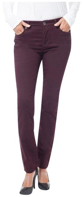 Preload https://img-static.tradesy.com/item/23476450/buffalo-david-bitton-burgundy-dark-rinse-hope-skinny-jeans-size-26-2-xs-0-2-650-650.jpg