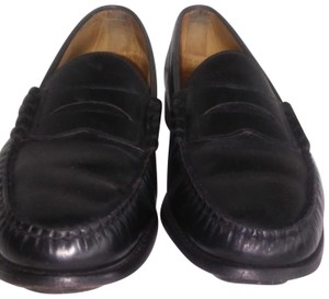 Bostonian crown windsor Mens Loafer Black Flats