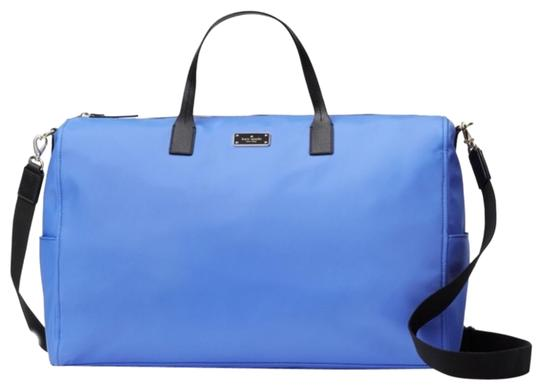 Kate Spade Blue Travel Bag