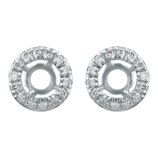 Preload https://img-static.tradesy.com/item/23476574/white-gold-14k-33-cttw-diamond-jackets-perfect-for-12-carat-studs-earrings-0-0-540-540.jpg