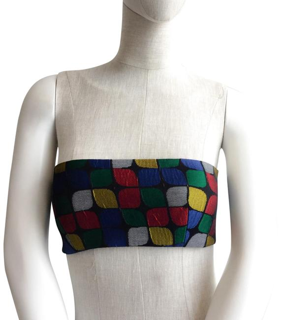 Preload https://item1.tradesy.com/images/dries-van-noten-multicolored-cadyna-bandeau-night-out-top-size-2-xs-23476630-0-1.jpg?width=400&height=650