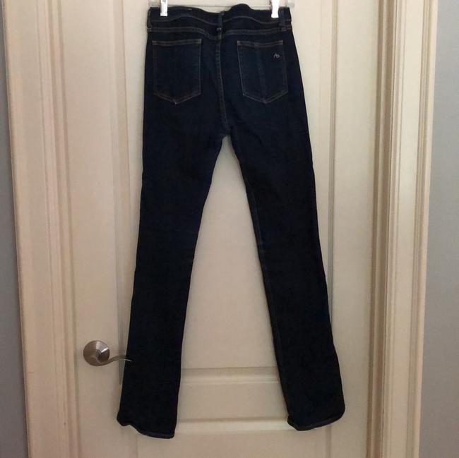 Rag & Bone Straight Pants denim