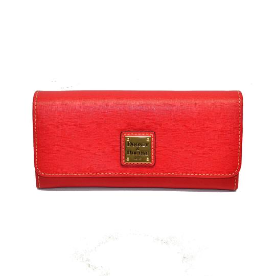 Preload https://item4.tradesy.com/images/dooney-and-bourke-red-accordion-envelope-emb-leather-wallet-23476658-0-1.jpg?width=440&height=440