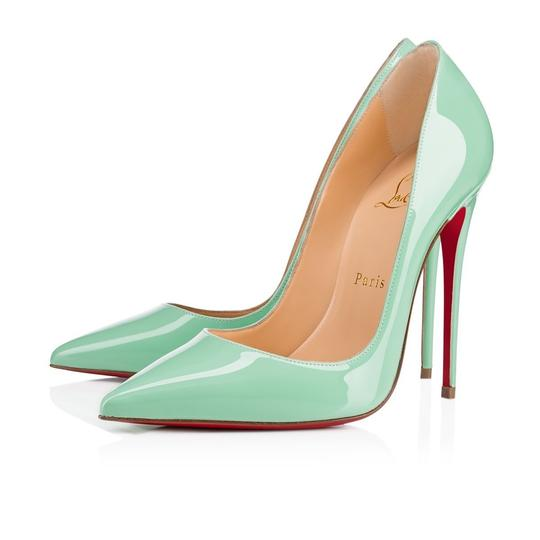 Preload https://img-static.tradesy.com/item/23476662/christian-louboutin-blue-so-kate-120-opal-green-patent-leather-heel-pumps-size-eu-365-approx-us-65-r-0-0-540-540.jpg