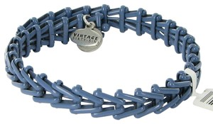 Alex and Ani VW456RS Gypsy 66 Brook Wrap Expandable Bracelet Russian Silver