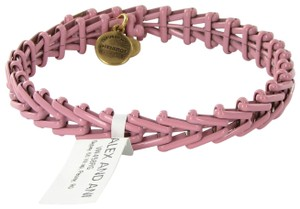 Alex and Ani VW458RG Gypsy 66 Peony Pink Wrap Expandable Bracelet Russian Gold