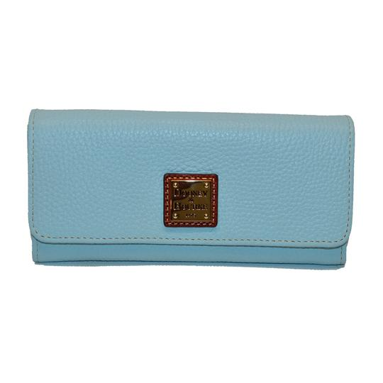 Preload https://item3.tradesy.com/images/dooney-and-bourke-pale-blue-accordion-envelope-pebble-leather-wallet-23476707-0-1.jpg?width=440&height=440