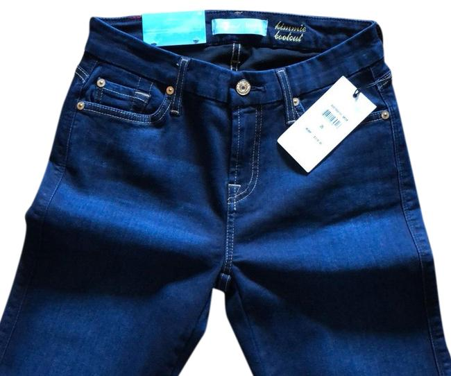 Preload https://item5.tradesy.com/images/7-for-all-mankind-blue-dark-rinse-kimmie-skinny-jeans-size-2-xs-26-23476754-0-1.jpg?width=400&height=650