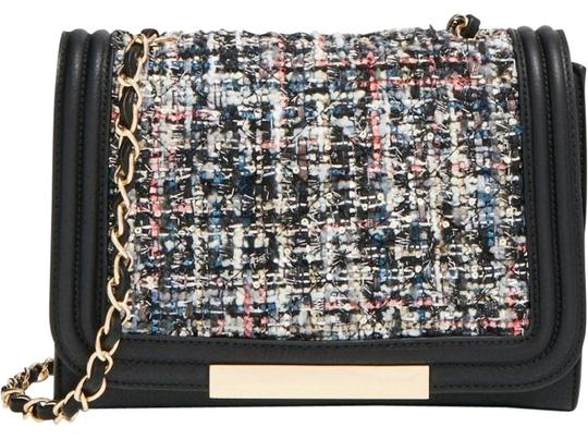 Preload https://img-static.tradesy.com/item/23476773/black-and-quilted-and-multi-colored-faux-leather-cross-body-bag-0-1-540-540.jpg