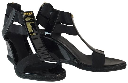 Preload https://item2.tradesy.com/images/fendi-black-patent-leather-sandals-size-eu-385-approx-us-85-regular-m-b-23476811-0-1.jpg?width=440&height=440