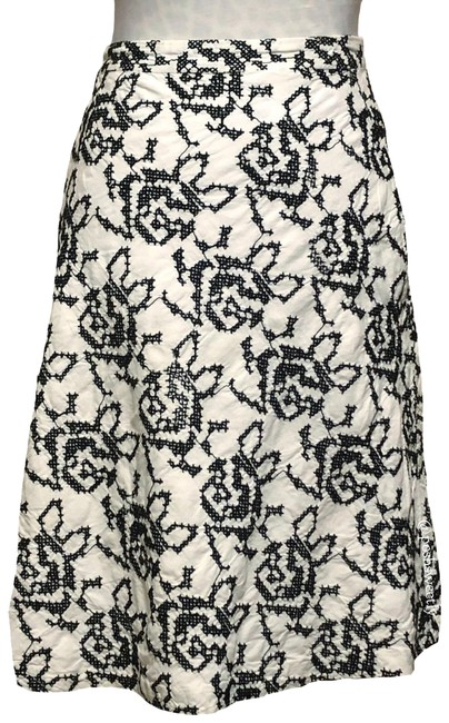 MICHAEL Michael Kors Skirt White Black