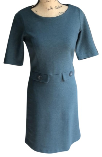 Preload https://item3.tradesy.com/images/boden-greenblue-short-sleeved-mid-length-workoffice-dress-size-4-s-23476862-0-1.jpg?width=400&height=650