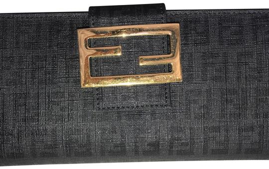 Preload https://img-static.tradesy.com/item/23476884/fendi-black-and-grey-zucca-wallet-0-4-540-540.jpg