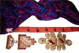 Other Breathtaking Vintage Art Deco Belt Buckle & Broach Pin